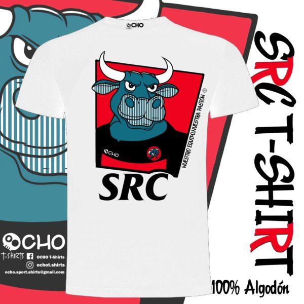 camiseta M/C algodón